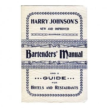 Harry Johnson's Bartender Manual