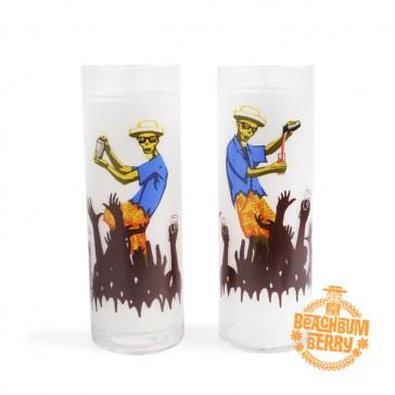 Beachbum Berry Zombie Gläser