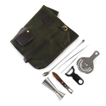 Cocktail Kingdom® Barzubehör Roll-Up Kit
