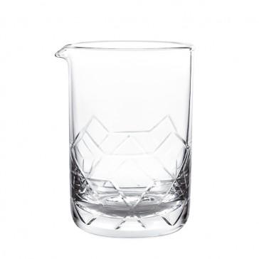 Seamless Asanoha™ Rührglas
