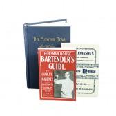 Cocktail Kingdom® Prä-Prohibition Bücherpaket
